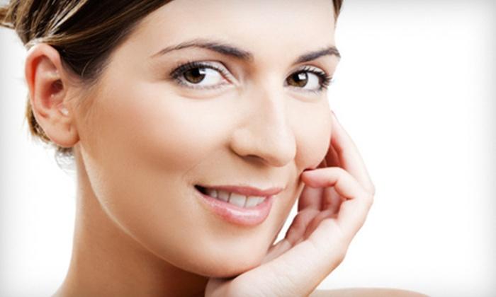 Utah Eye & Facial Plastic Surgery - Murray: 25 Units of Xeomin or a Syringe of Radiesse at Utah Eye & Facial Plastic Surgery (Up to 58% Off)