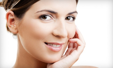 25 Units of Xeomin or a Syringe of Radiesse at Utah Eye & Facial Plastic Surgery (Up to 58% Off)