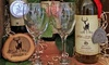 White Tail Run Winery - Palmyra: Wine Tasting and Private Winery Tour with Engraved Wine Glasses for Two or Four at White Tail Run Winery (Up to 56% Off)
