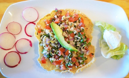 Mexican Food at El Xacalli (Up to 49% Off). Two Options Available.