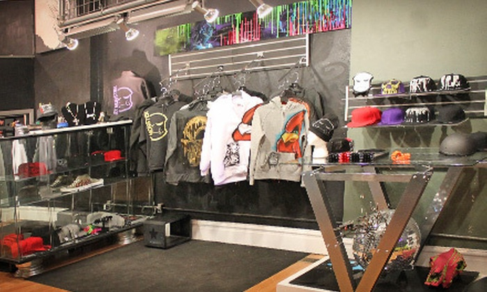 Art Monster - Gravois Park: One or Two Hours of Tattooing Services or $15 for $30 Worth of Custom Airbrush Apparel at Art Monster