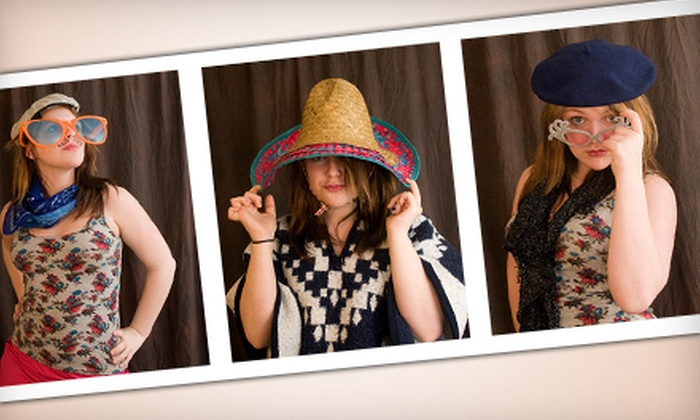 Photography by Regenia - Macon: $299 for a Live Photo Booth for Two Hours from Photography by Regenia ($600 Value)