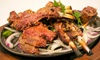 Park Balluchi - Downtown Mountain View: $15 for $30 Worth of Indian Cuisine at Dinner for Two at Park Balluchi