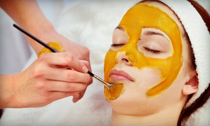 Beyond Dreams Wellness Spa, LLC - East Troy: Hot-Stone or Pumpkin Pedi with Optional Mani and Pumpkin Facial at Beyond Dreams Wellness Spa, LLC (Up to 53% Off)