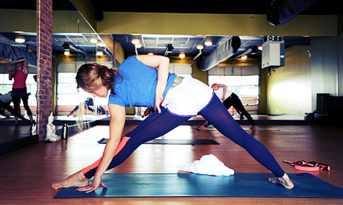 Zen Yoga Garage - Bucktown: 10 Yoga Classes, One Month of Unlimited Classes, or a 10-Week Teacher Training Course at Zen Yoga Garage (Up to 71% Off)