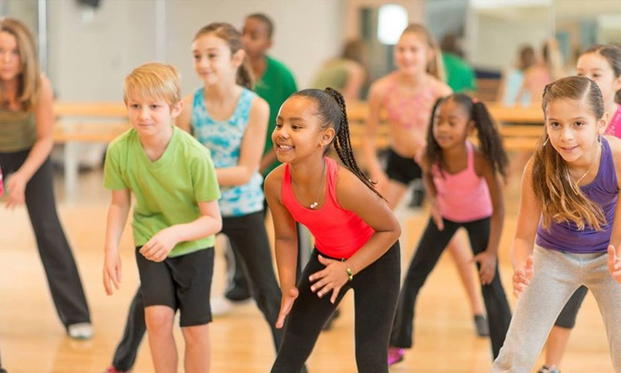 Love Youth Fitness - LL Dance and Fitness Studio: Four or Eight Kids Dance-Fitness Classes at Love Youth Fitness (Up to 68% Off)