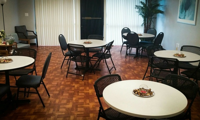 Hti Meeting Space - Buford: Eight-Hour Venue Rental at HTI Meeting Space (50% Off)