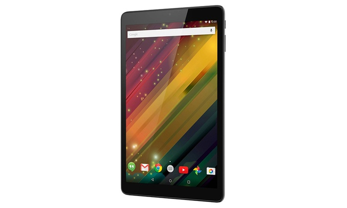 HP 16GB Android Tablet with 10.1 Display (Refurbished)