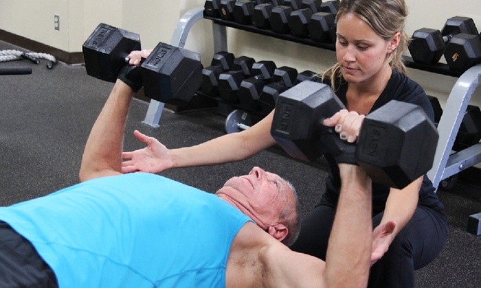 Fitness Together - Dana Point: Two or Four 1-on-1 Personal Training Sessions at Fitness Together (Up to 61% Off)
