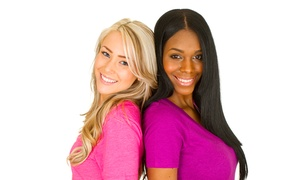 Studio12: Wash, Haircut, and Style or Haircut, Relaxer, Color, and Style at Studio12 (50% Off)