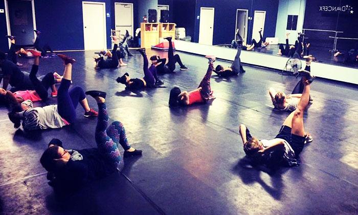 Dancefx Charleston - Charleston: $20 for Five Classes at Dancefx Charleston ($90 Value)