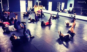 $20 For Five Classes At Dancefx Charleston ($90 Value)