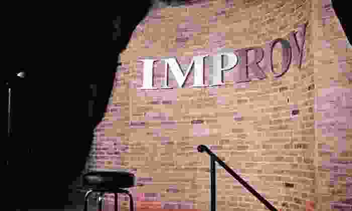 Tampa Improv - Tampa Improv - Ybor City: Comedy Show for Two or Four at the Tampa Improv (Up to 78% Off)