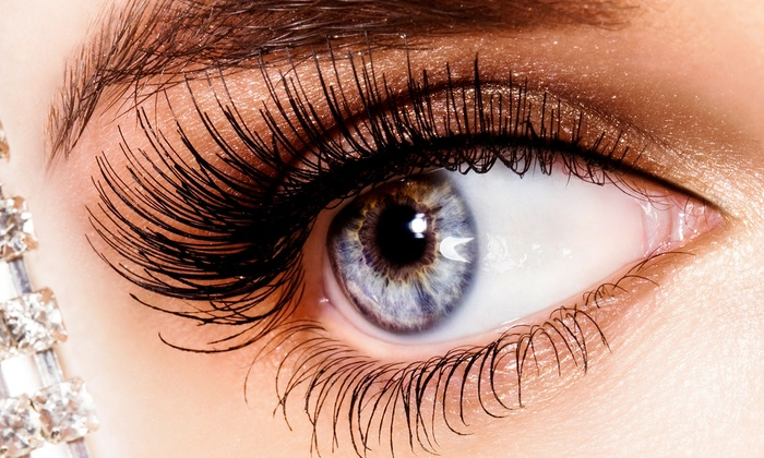 Hair Essentials - Taku / Campbell: $89 for a Full Set of Eyelash Extensions at Hair Essentials ($200 Value)