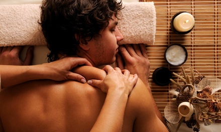 Up to 65% Off Swedish or Deep-Tissue Massages  at Calming Caress Mobile Spa at Savvy Spa and Wellness