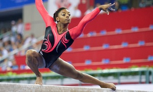 One G-pass To Usa Gymnastics Nastia Liukin Cup On 3/6 Or At&t American Cup On 3/7 At At&t Stadium (up To 55% Off)