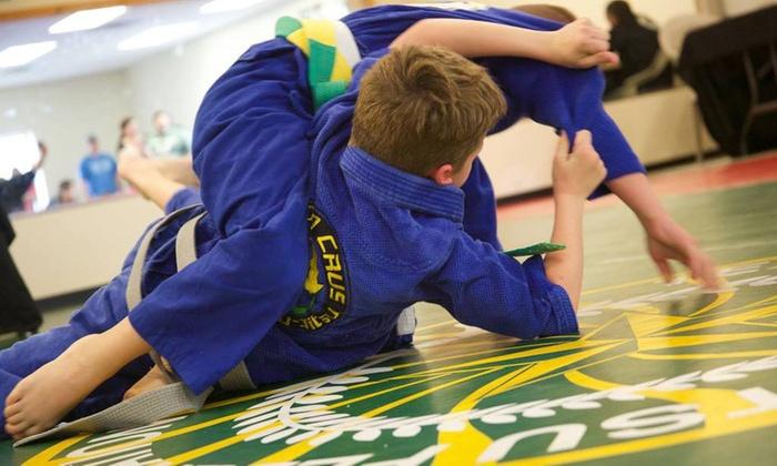 Joao Crus Brazilian Jiu-jitsu - Multiple Locations: $154 for $441 Groupon — Joao Crus Brazilian Jiu-JItsu