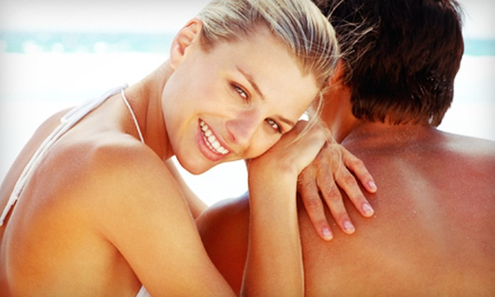 Ciro's Hair Pavilion - Elmwood Park: One, Three, or Five Spray-Tanning Sessions at Ciro's Hair Pavilion (Up to 61% Off)