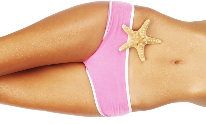 Tan at The Islands - Tan At The Islands - San Diego: One or Three Infrared Body Wraps at Tan at The Islands - Encinitas (Up to 47% Off)