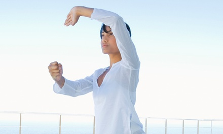One or Three Months of Unlimited Classes at Tai Chi Concho (Up to 59% Off)