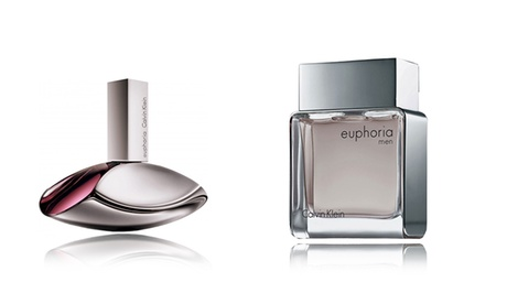 Profumi Calvin Klein Euphoria uomo o donna. Varie fragranze disponibili