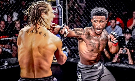 $20 for One Ticket to the Fight Lab 42 MMA Event at Grady Cole Center on Friday, November 14, at 6 p.m. ($59 Value)
