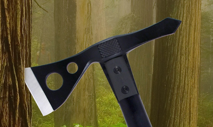 Tactical Tomahawk F01TNCP: SOG Tactical Tomahawk. Free Returns.