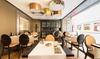 El Gato Canalla-Hotel Indigo - Madrid: Menú para dos con 3 entrantes, principal, postre y botella de vino o bebida desde 39,95€ en El Gato Canalla-Hotel Indigo
