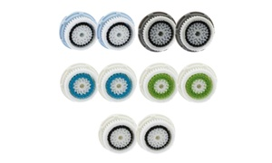 Compatible Facial Brush Heads (4- or 5-Pack)