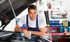 Christchurch Garage - Christchurch: Car Air Conditioning Service With Re-Gas for £28.95 at Christchurch Garage