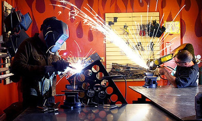 TechShop RDU - Umstead: $125 for a Two-Month Workshop Membership and Two JumpStart Classes at TechShop RDU (Up to $348 Value)