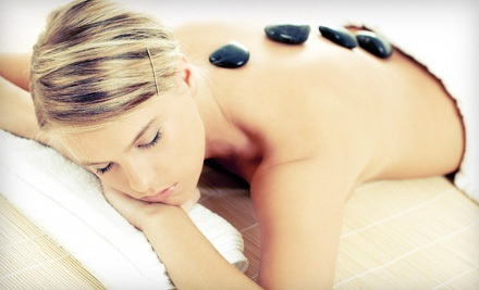 One 60-Minute Hot Stone Massage (a $110 value) - Divine Massage Therapy in Los Gatos
