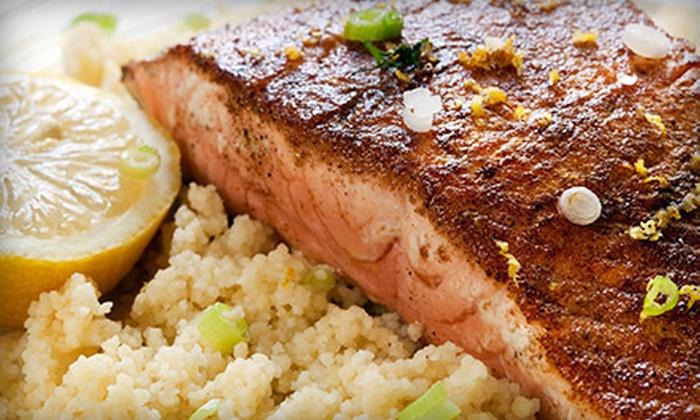 Neighborhood Bistro - Brandon: American Cuisine at Neighborhood Bistro (Half Off). Two Options Available.