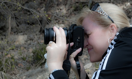 $62 for a Three-Hour Camera Workshop with Philip Rogers Photography ($150 Value). Two Options.