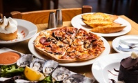 $25 for $50, $49 for $100 or $95 for $200 to Spend On Italian Food at Ginos Restaurant