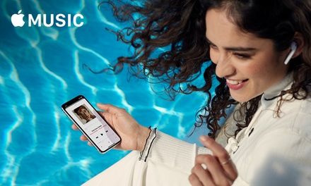 Free Four-Month Apple Music Subscription