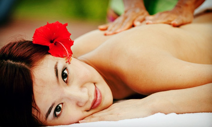 Desire Salon & Spa - Trophy Club: 60-, 90-, or 120-Minute Swedish or Deep-Tissue Massage at Desire Salon Spa Club (Up to 68% Off)
