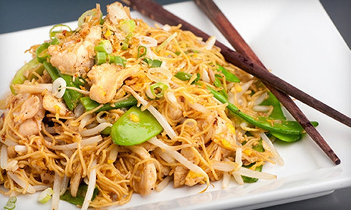 Tasty Thai - Lake Forest: Thai Food for Two or More or Four or More at Tasty Thai (Up to 55% Off)