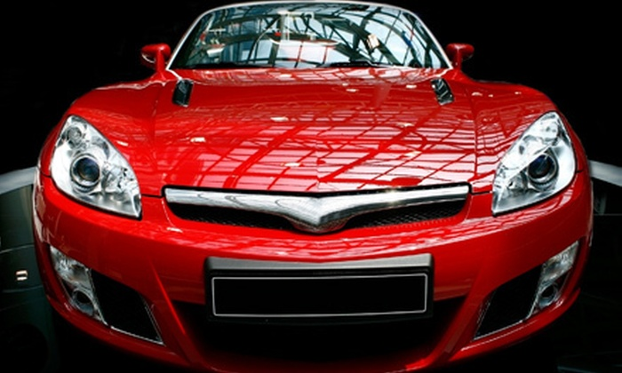 Corky's Detailing Shack - Lansing: Express Ultimate Detail Package for a Car or a Van, Truck, or SUV at Corky's Detailing Shack (Up to Half Off)