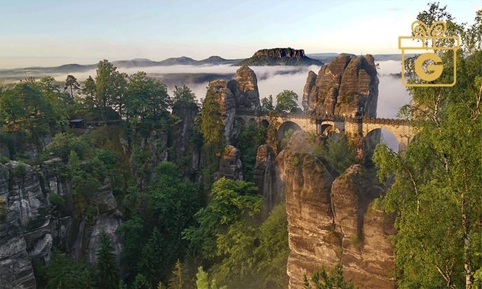 Sächsische Schweiz: 2-5 Nächte inkl. Wellness und Pasta-Essen