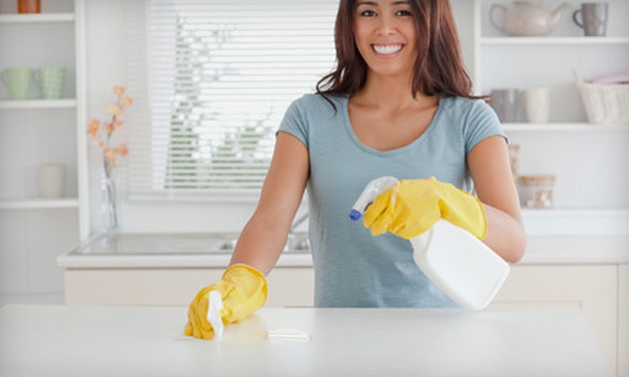 Homejoy - Downtown: Three or Four Hours of Housecleaning from Homejoy (51% Off)