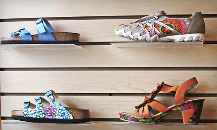 The Shoe Inn - Ottawa: C$25 for C$50 Worth of Women's Shoes at The Shoe Inn