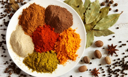 $12 for $24 Toward Spice Blends at Spice Merchants