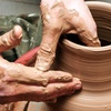 Up to 49% Off Introduction to Wheel Throwing Class at Clay