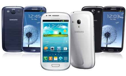 Samsung Galaxy S3 16GB 4G LTE Android Smartphone for Verizon Wireless + GSM Unlocked (Refurbished)