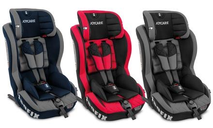 Seggiolino auto Isofix per bambini da 9 a 36 kg di peso Joycare disponibile in 3 colori