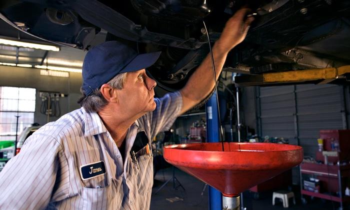 Jeff's MotorCars of Wadsworth, Inc. - Wadsworth: Two or Four Oil Changes at Jeff's MotorCars of Wadsworth, Inc. (Up to 58% Off)
