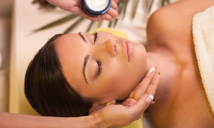 One-Hour Organic Facial ($39) with Optional Express Pedicure ($59) at The Pamper Centre (Up to $120)