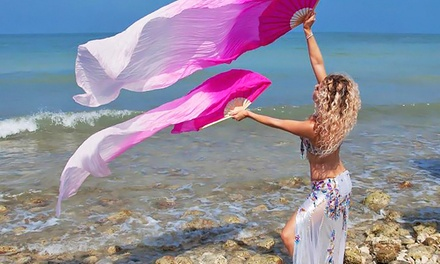 Belly-Dancing Classes or a Girl's Night Out Party for 10 at Taliah Bellydance (Up to 67% Off). Three Options.