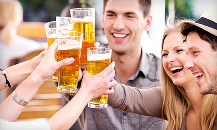 Chicago Craft Beer Festival - Near North Side: Beer-Tasting Package with Samples at Chicago Craft Beer Festival on June 21, 22 and/or 23 (Up to 57% Off)